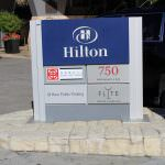 Hilton Wayfinding Sign