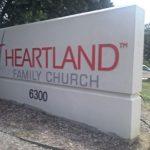 Heartland Church Monument Sign