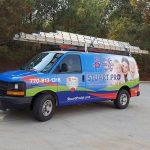 Stuart Pro Air Commercial Van Wrap